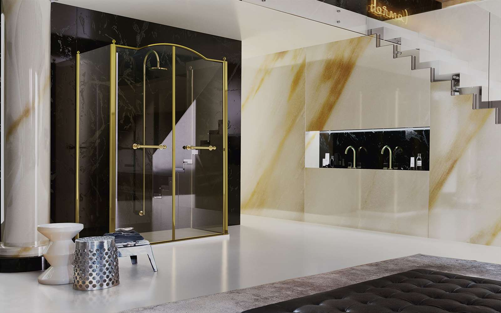 Gold | Le prestige du luxe Made in Italy