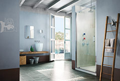Shower enclosures  Junior