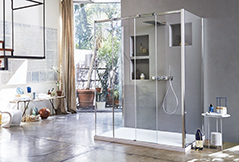 Shower enclosures  Gliss