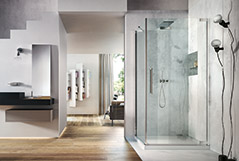 Shower enclosures  Flare