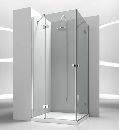 Shower enclosuresSintesi | SA+SA