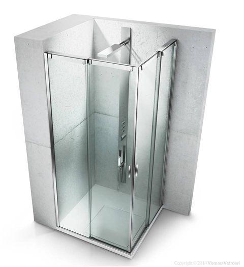 Shower enclosuresSlide | VA+VA