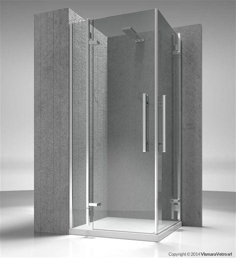 Cabine de doucheTiquadro | QA+QA