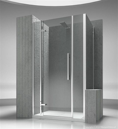 Shower enclosuresTiquadro | QM+QP