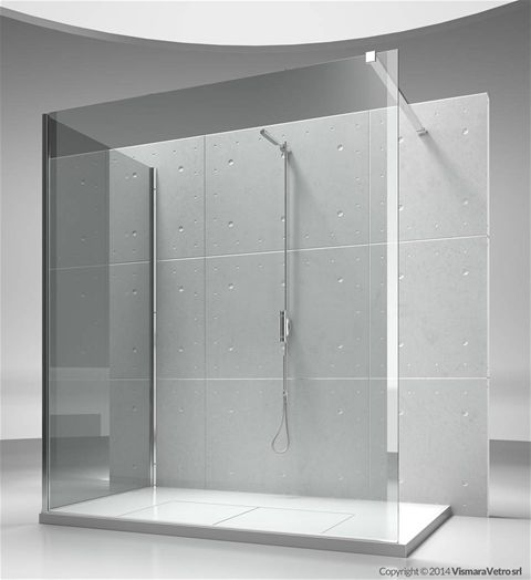 Shower enclosuresSk-in | S2+SK