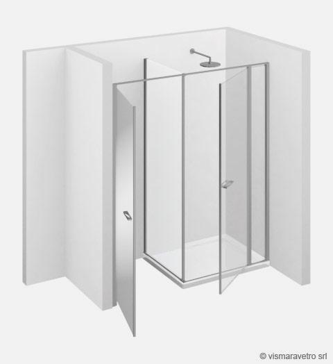 Shower enclosuresTwin | W41