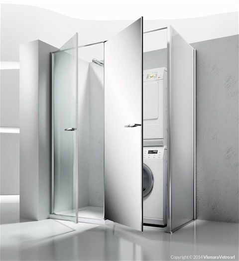 Shower enclosuresTwin | T32