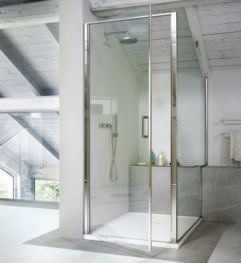 Shower enclosuresLinea | LA+LF