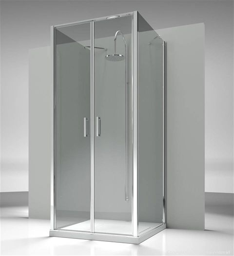Shower enclosuresLinea | LG+LB+LG