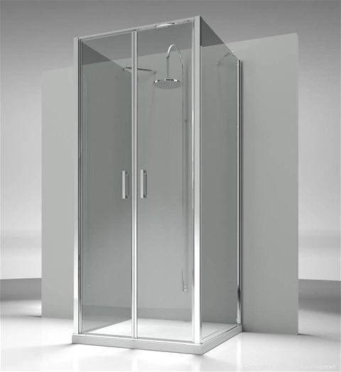 Shower enclosuresLinea | LG+LB+LG