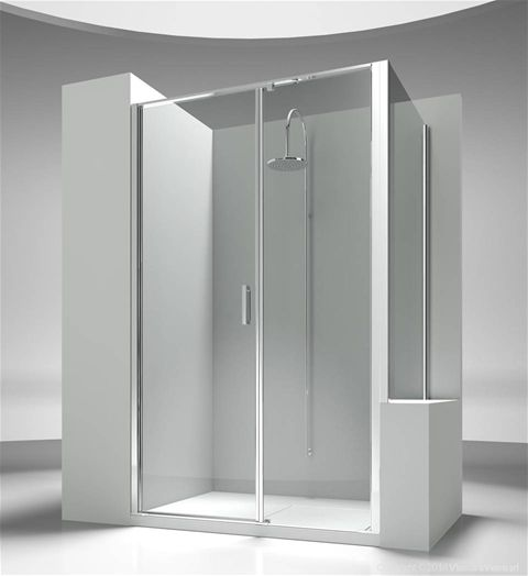 Shower enclosuresLinea | L2+LP