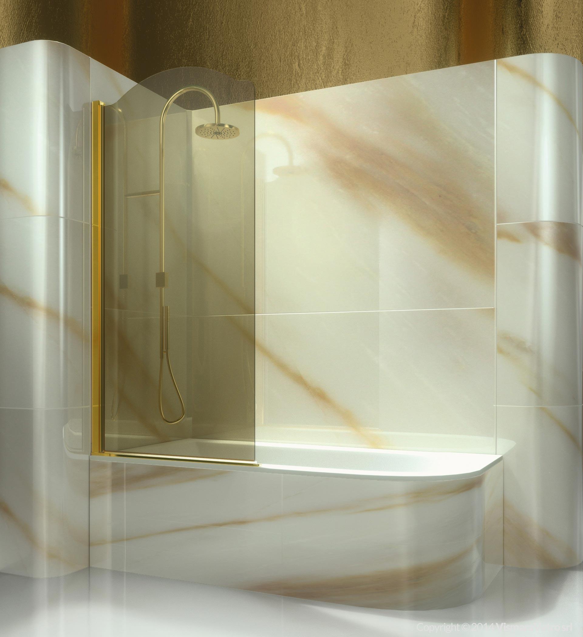vasche  av  apertura battente