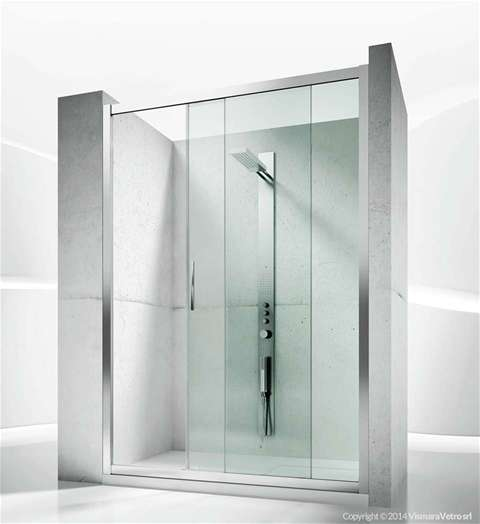 Shower enclosuresSerie 6000 | 6100