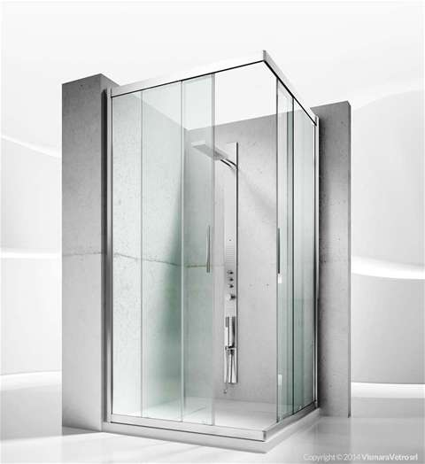 Shower enclosuresSerie 6000 | 6200