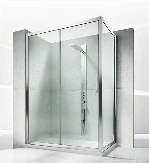 Mamparas de duchaSerie 6000 | 6100+6300