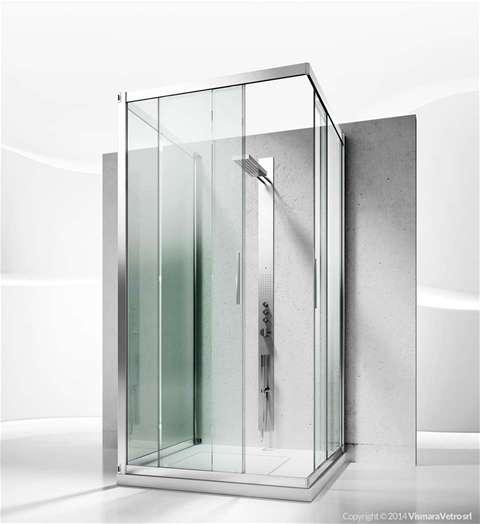 Mamparas de duchaSerie 6000 | 6200+6300