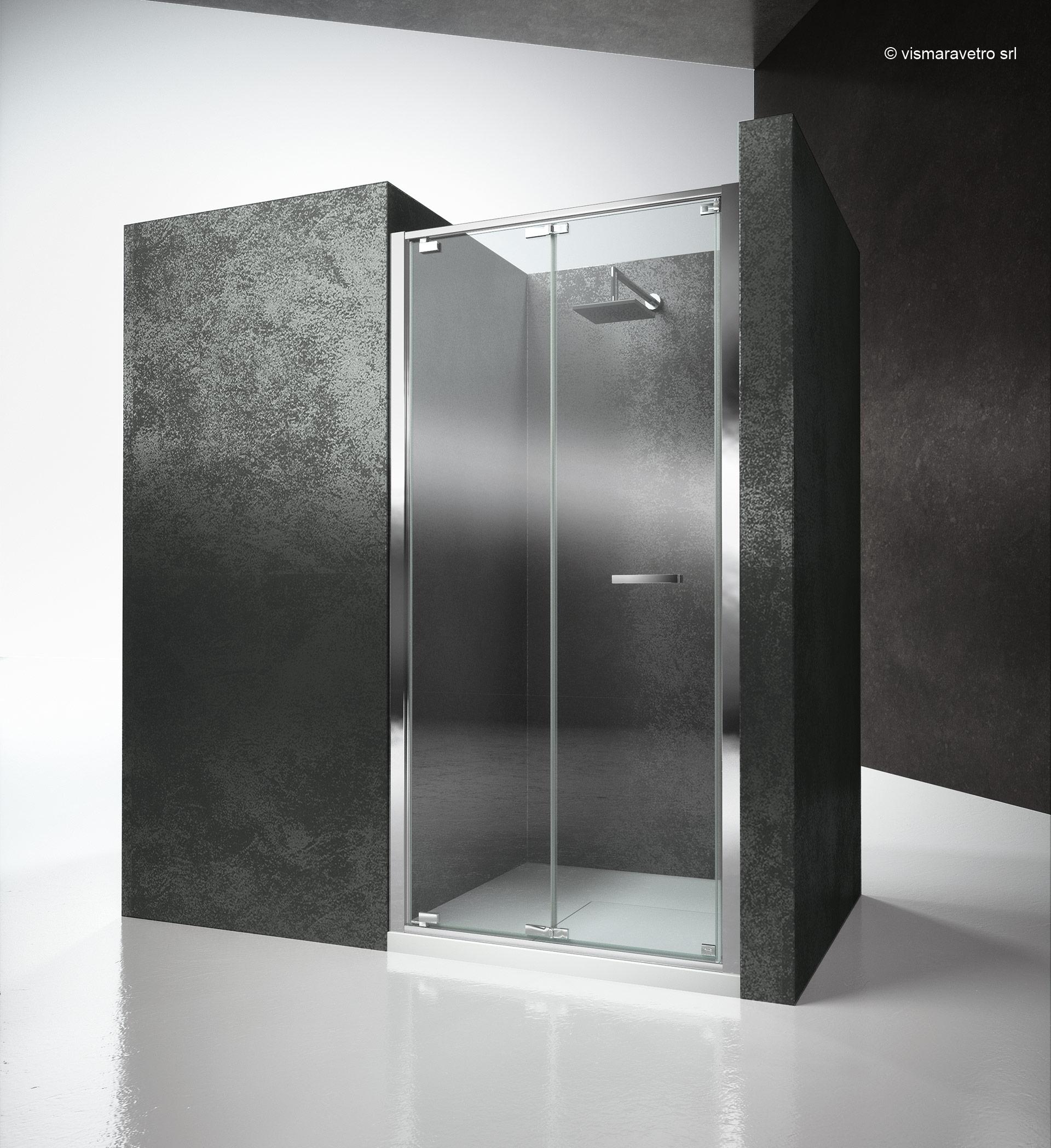 Gn : junior modelli cabine doccia con apertura pieghevole