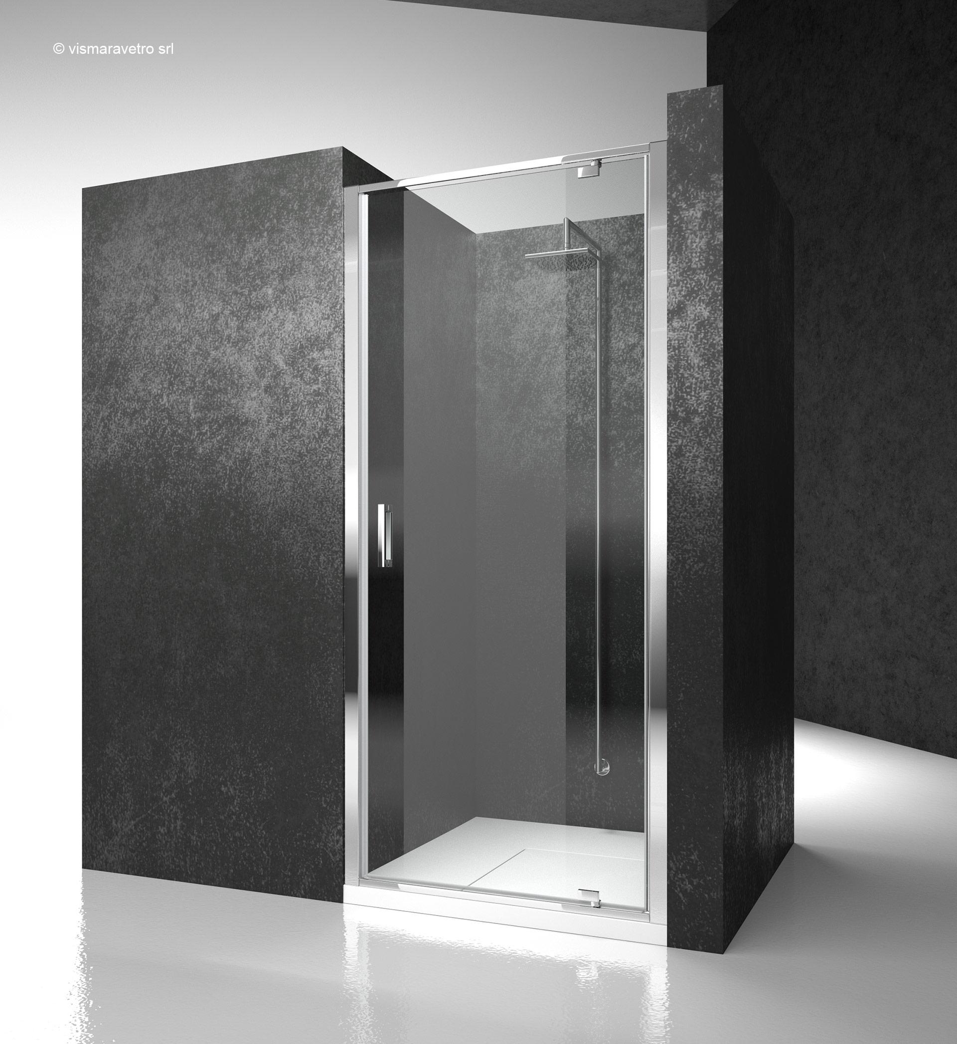 Modello ga installazione in nicchia - Costruire box doccia ...