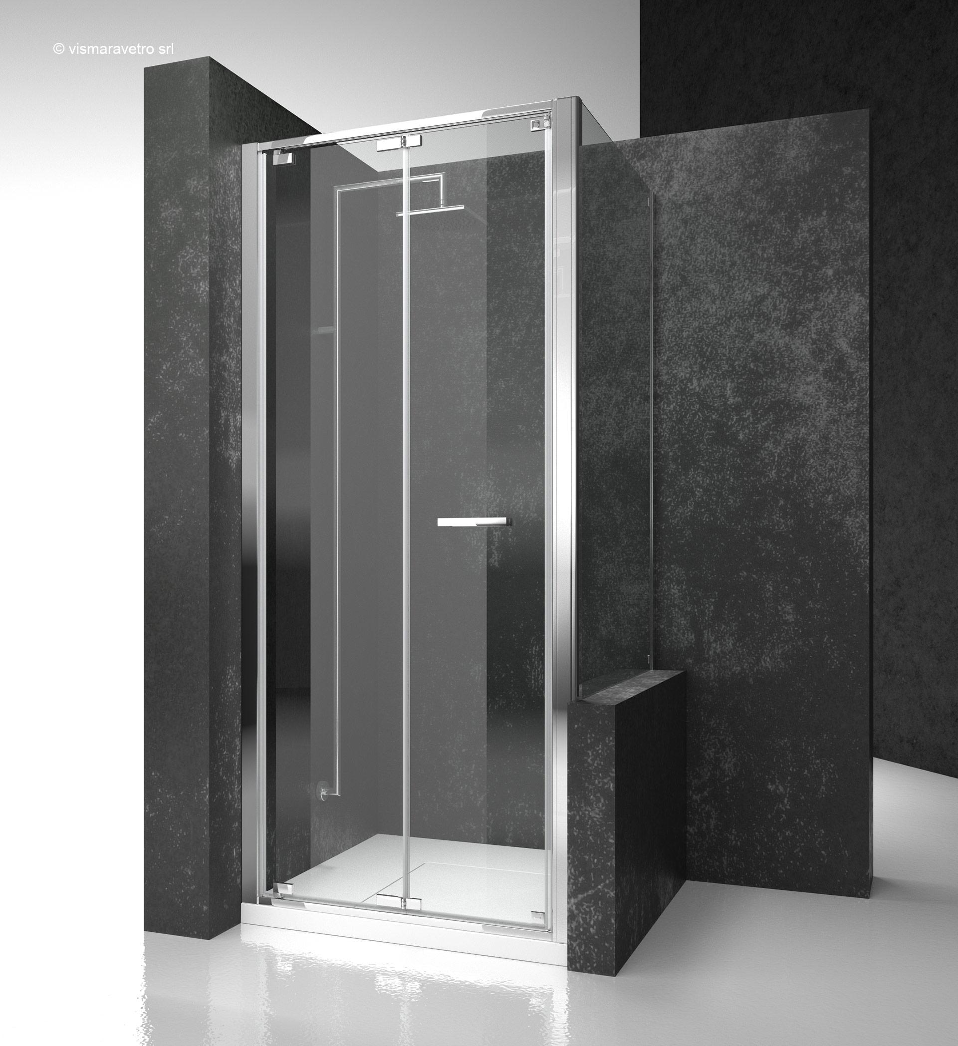 gn+gp : junior modelli cabine doccia con apertura pieghevole