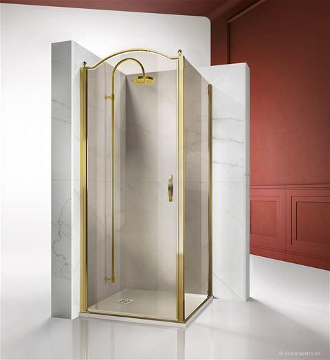 Shower enclosuresGold | GLN+GLG