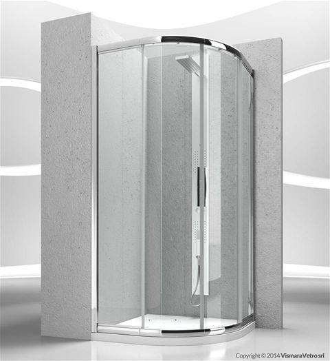 Shower enclosuresSerie 7000 | ZT