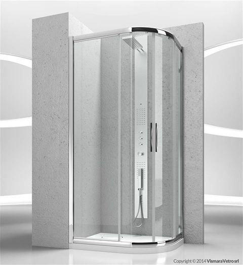 Shower enclosuresSerie 7000 | ZD
