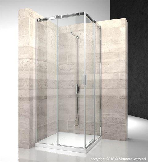Shower enclosuresSerie 8000 | CA+CA