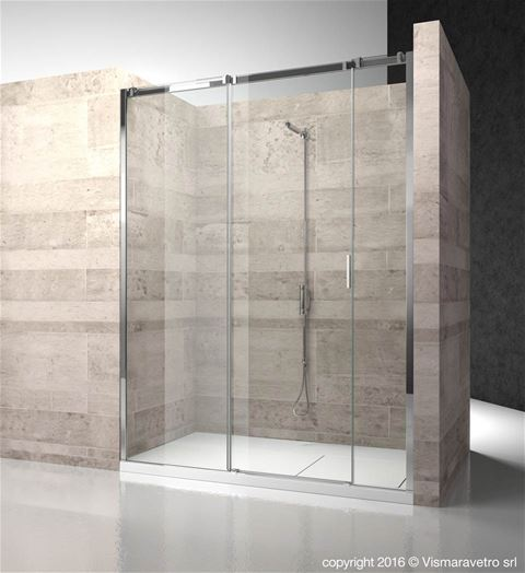 Shower enclosuresSerie 8000 | C3