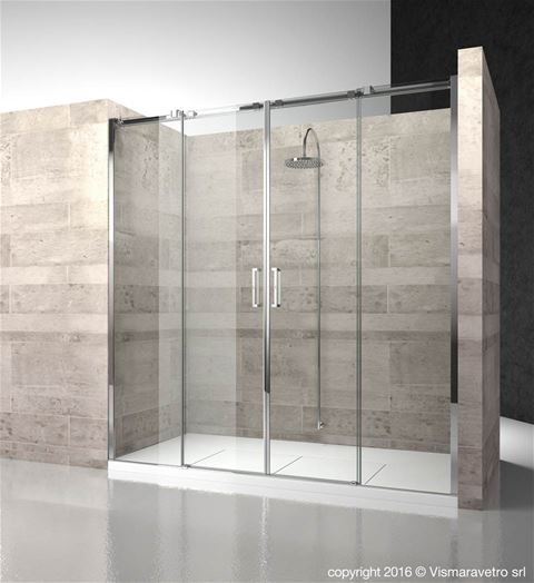 Shower enclosuresGliss | D4