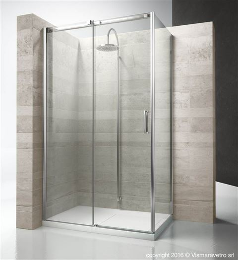 Shower enclosuresGliss | DQ+DF