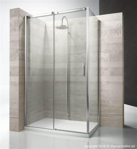 Shower enclosuresGliss | DQ+DF