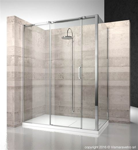 Shower enclosuresGliss | D3+DG