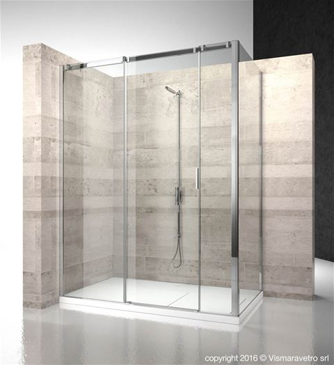 Shower enclosuresSerie 8000 | C3+CG