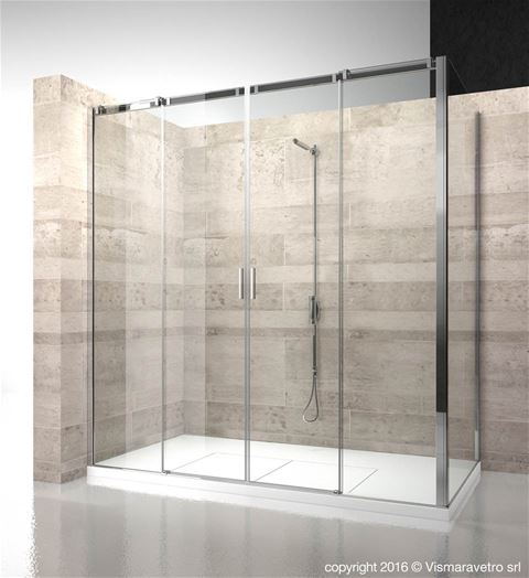 Shower enclosuresSerie 8000 | C4+CG
