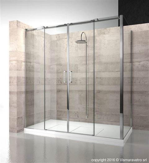 Shower enclosuresGliss | D4+DG
