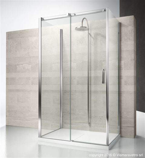 Shower enclosuresGliss | DF+DQ+DG