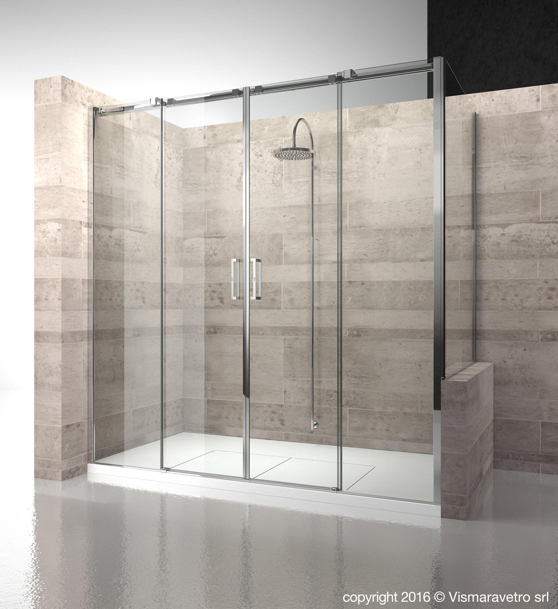 D4 Dp Gliss Shower Enclosures Models Sliding Door