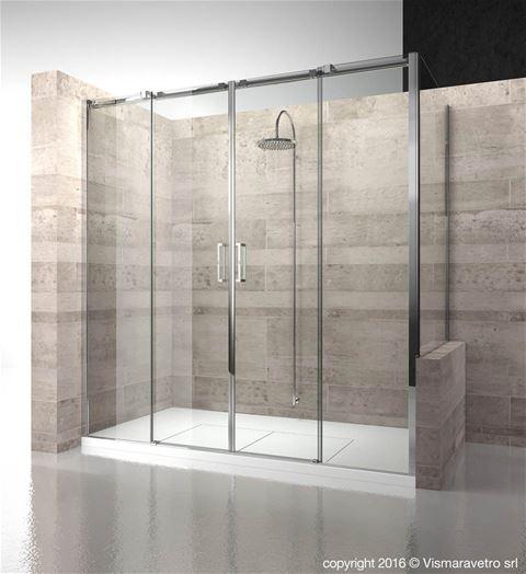 Shower enclosuresGliss | D4+DP