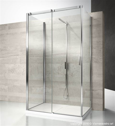 Shower enclosuresSerie 8000 | CF+CQ+CG