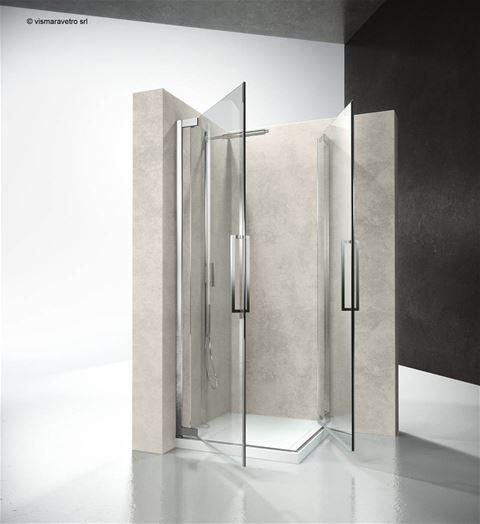 Shower enclosuresFlare | FA+FA