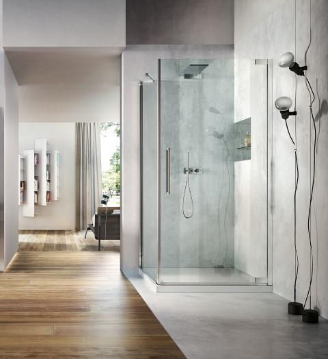 Mamparas de duchaFlare | FA+FF