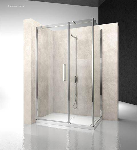 Shower enclosuresFlare | F2+FG