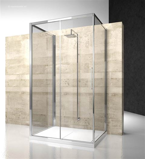 Shower enclosuresSerie 7000 | ZG+ZQ+ZF