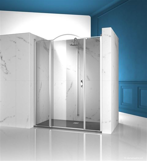 Shower enclosuresGold | GLM