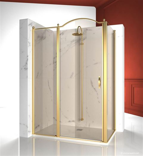 Shower enclosuresGold | GLZ+GLG