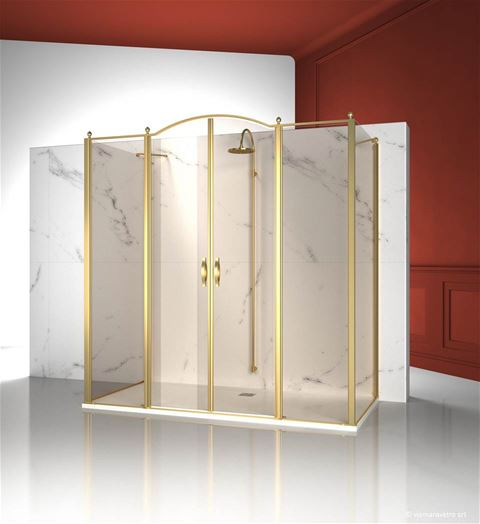 Shower enclosuresGold | GLG+GL4+GLG