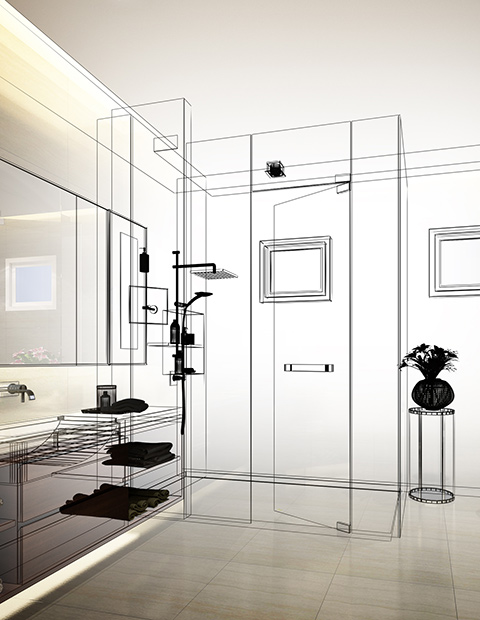 DO YOU KNOW HOW TO PLAN YOUR NEW SHOWER ENCLOSURE!