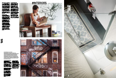 INTERIORS - NEW CATALOGUE VISMARAVETRO