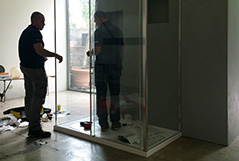 HOW TO INSTALL A VISMARAVETRO SHOWER ENCLOSURE