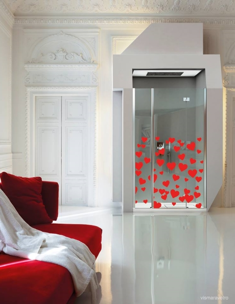 Do you want to personalise your shower unit?